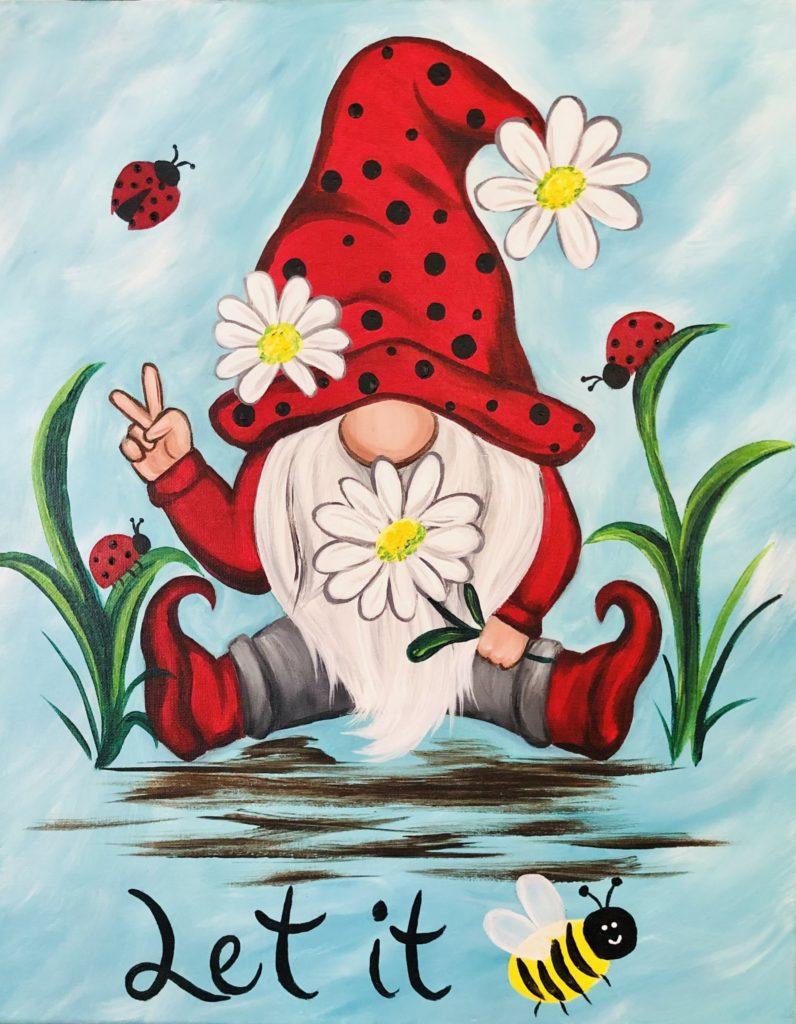 Gnomes and Daisy