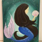 Fantasy Mermaid (Family Friendly Class)